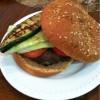 Grill Master Salisbury Burger