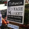 Adventures, Antiques and more at the Topanga Vintage Market!