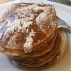 Yummy Pumpkin Sausage Pancakes