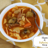 Ham and Butterbean Soup