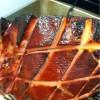 Crisp Holiday Ham