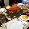 Our Thanksgiving Turkey and My Thanksgiving Menu