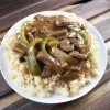 Fast and Easy Pepper Steak