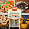 20 Halloween Snack Ideas! {Frugal Friday}