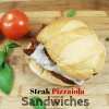 Tasty Tuesdays! - Steak Pizzaiola Sandwiches!