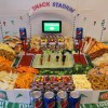 How To Make A Supreme Snack Stadium!