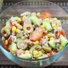 Black Eye Peas and Tuna Salad + Giveaway!