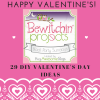 Bewitchin' Projects Block Party #18 - 29 DIY VALENTINE'S DAY IDEAS