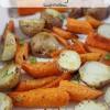 Parmesan Roasted Vegetables