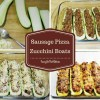 Sausage Pizza Zucchini Boats