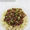 Fast Korean Beef