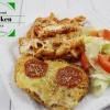 Pepperoni Chicken Dinner