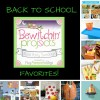 Bewitchin' Projects Block Party - Back To School Favorites!