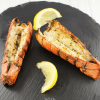 Grilled Lobster with Compound Herb Butter