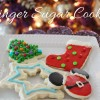Ginger Sugar Cookies