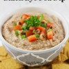 New Years Black Eye Pea Dip