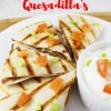 Leftover Pot Roast Quesadillas