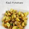 Garlic and Parmesan Roasted Red Potatoes