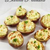 Super Easy Deviled Potatoes