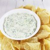 Easy Artichoke Heart Spinach Dip