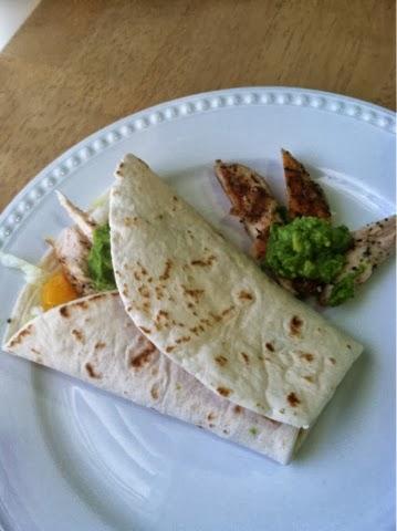 Grilled Chicken Fajitas Savvy In The Kitchen