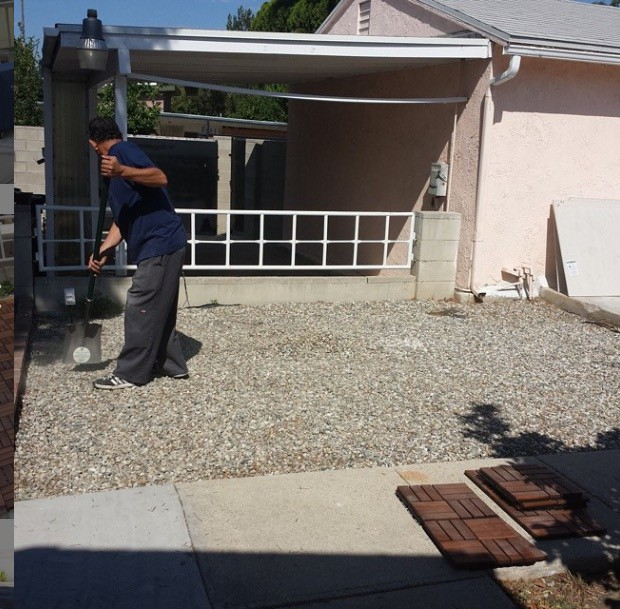 backyard patio makeover on the cheap savvy in the kitchen