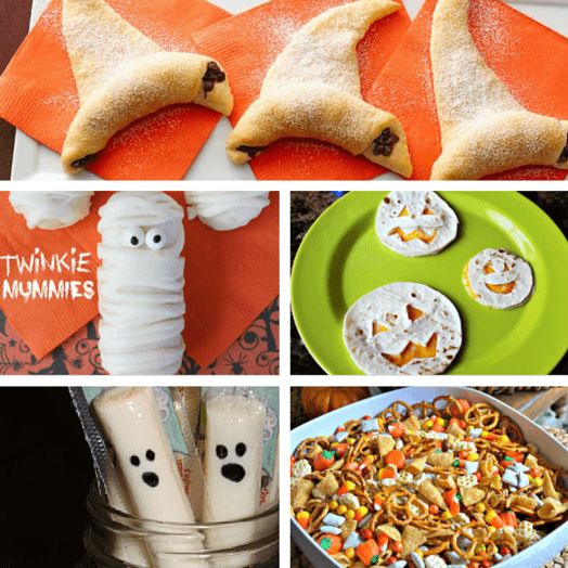20 Halloween Snack Ideas! - Savvy In The Kitchen