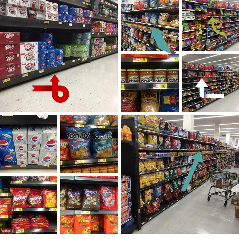Walmart Snacks
