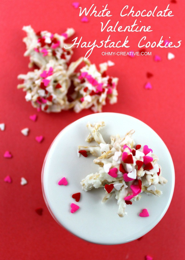 White-Chocolate-Valentine-Haystack-Cookies
