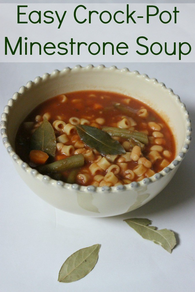 Easy-Crock-Pot-Minestrone-Soup