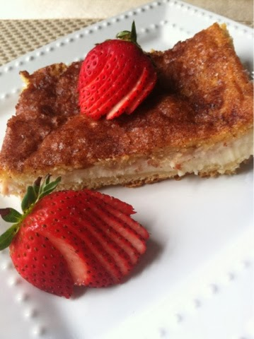 Strawberry Sopapilla Cheesecake