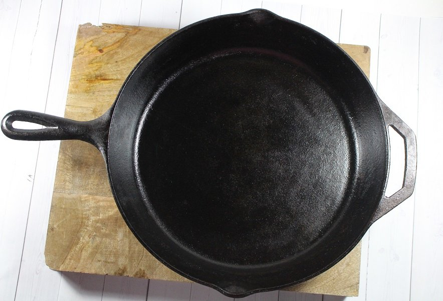 How I Care For My Cast Iron Pan Savvy In The Kitchen