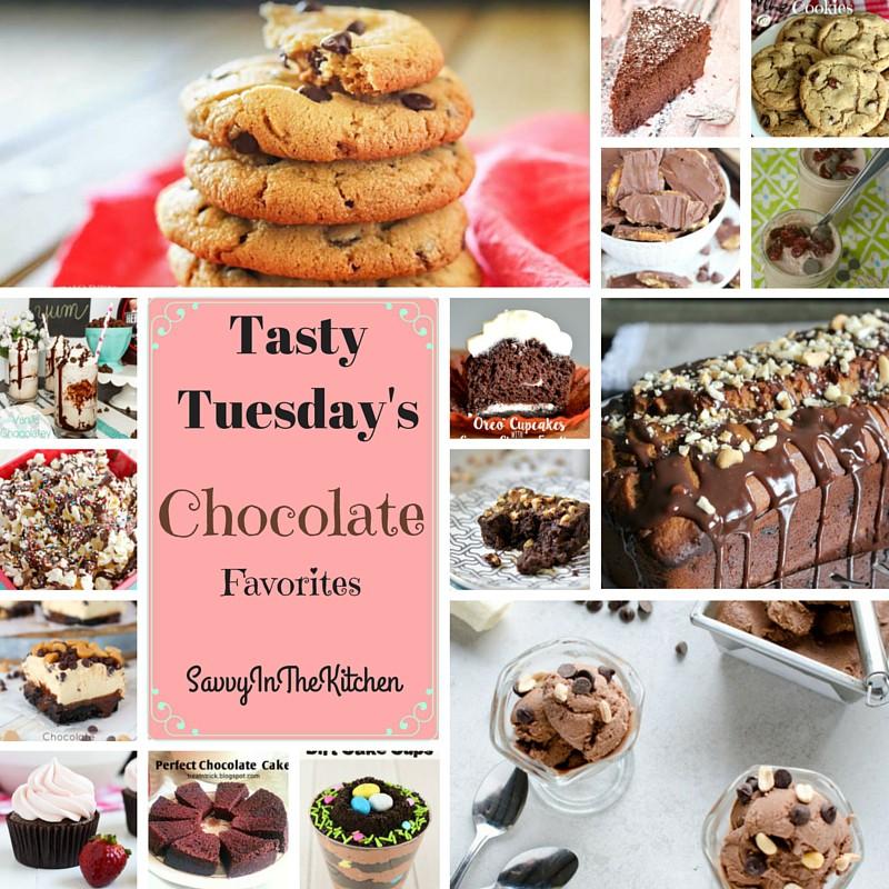 Tasty Teusday's Chocolate Favorites