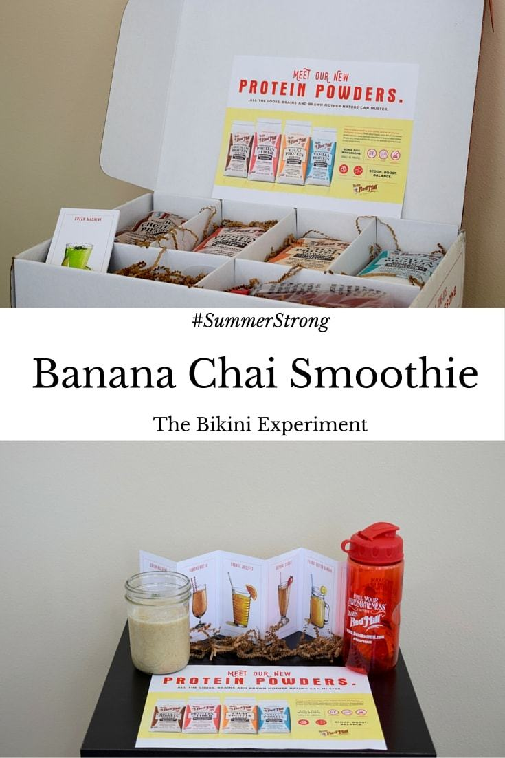 corn cob banana pops banana chai smoothie