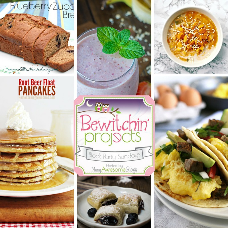 Bewitchin' Projects - Favorite breakfasts!