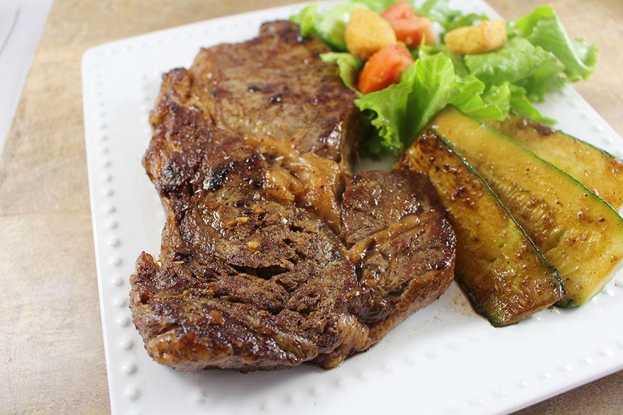 how to cook a tender ribeye steak