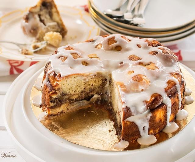 עוגת+גבינמון-ד