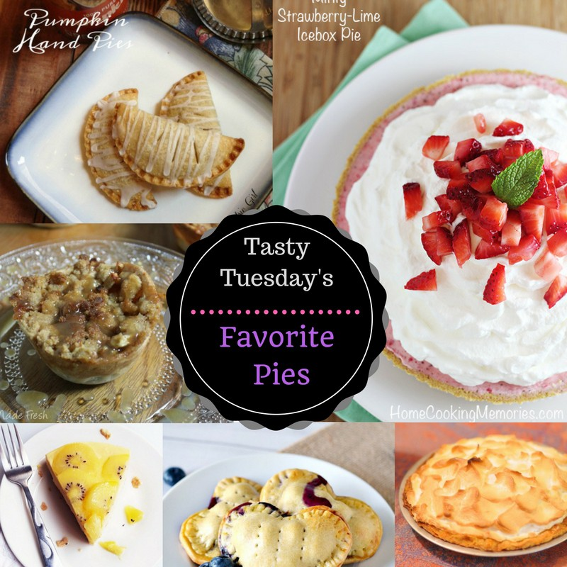 Tasty Tuesday's pies
