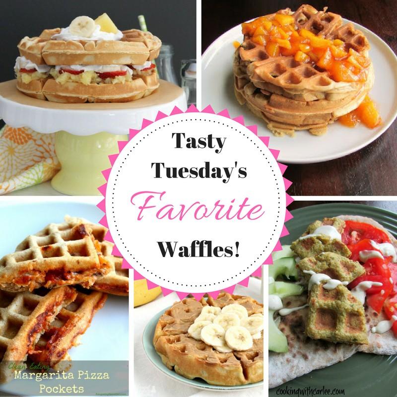 Tasty Tuesday's waffles