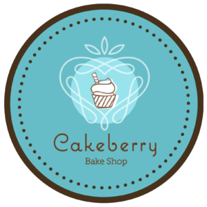 Cakeberry Sticker