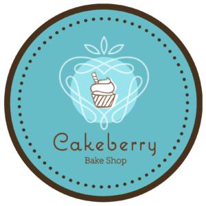 Cakeberry Sticker
