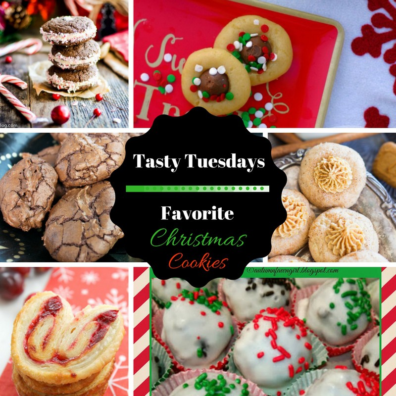 Tasty Tuesday S Favorite Christmas Cookies Savvy In The Kitchen