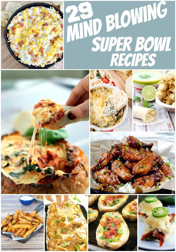 29 super bowl recipes guaranteed to score