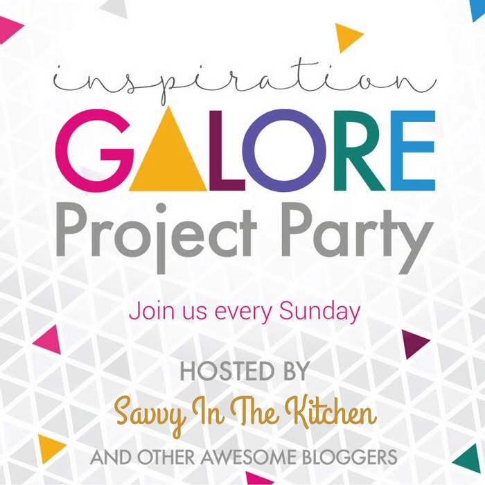 Inspiration Galore Project Party - Savvy In The Kitchen
