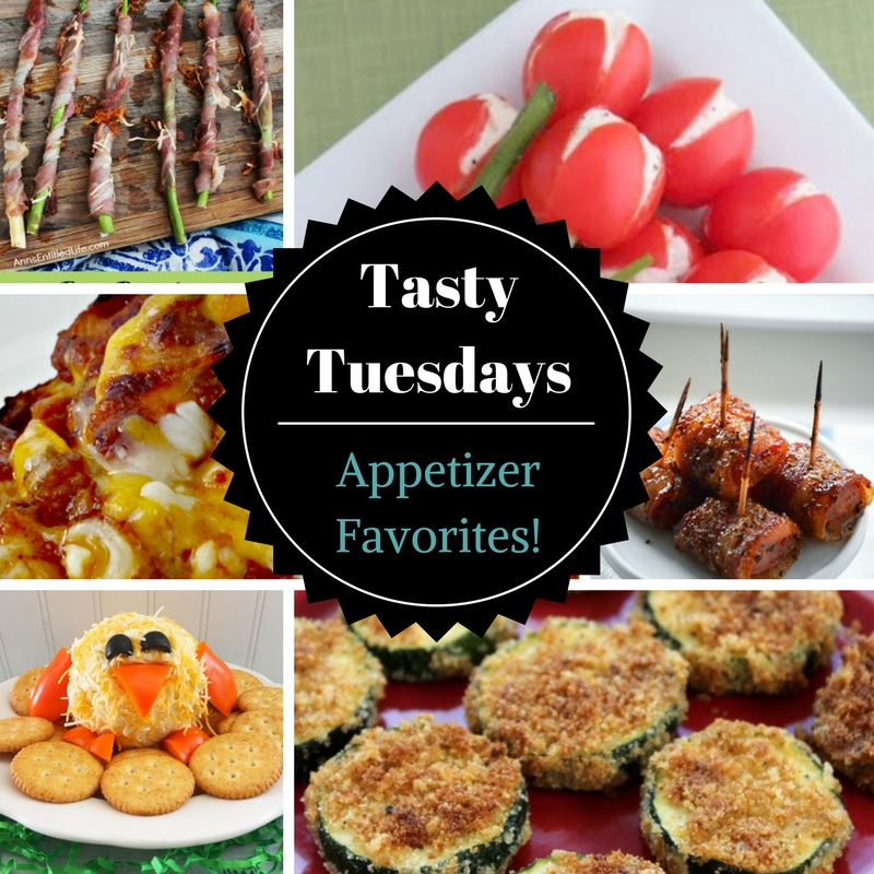 TastyTuesdays - Appetizer Favorites!