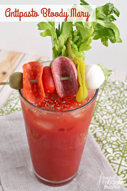 Antipasto Bloody Mary