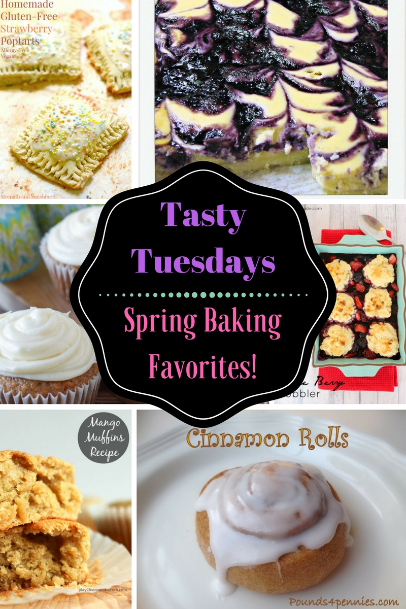 Spring Baking Favorites!