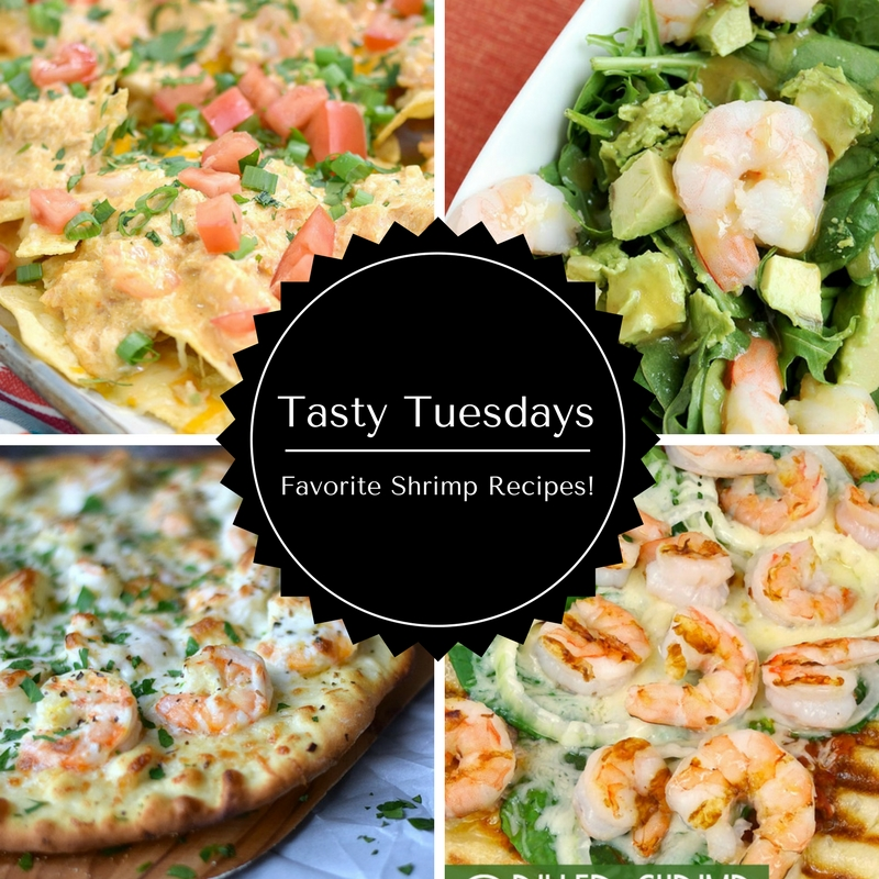 Tasty Tuesday's - Favorite Shrimp Recipes!
