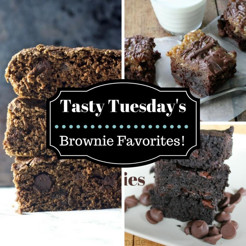 Brownie Favorites!